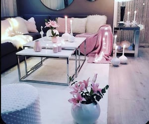 chic, decor, and modern image