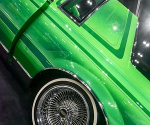 automobiles, green, and lime image