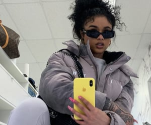 aesthetic, cyberghetto, and india love image