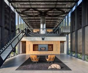 ashokan reservoir, shokan house, and glass box home image