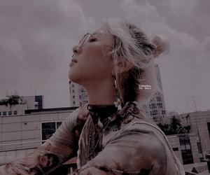 aesthetic, jeon jiwoo, and theme image