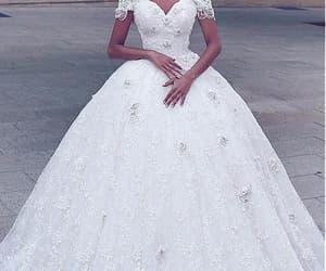 cheap bridal dresses, wedding dresses for bride, and wedding dresses boho image