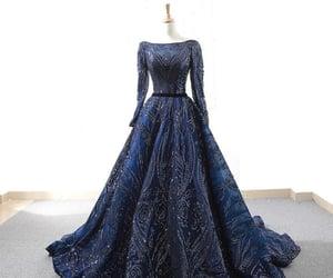 beauty, blue, and princess image