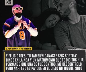 frases, bad bunny, and quotes image