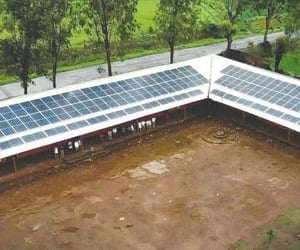 solar panels for home, solar companie, and solar electricity image