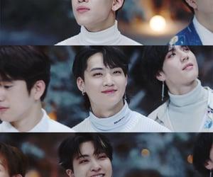 bam bam, choi youngjae, and got7 youngjae image