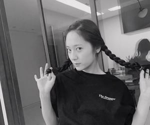 actress, krystal, and fx image