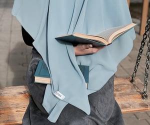 hijab, islam, and quran image
