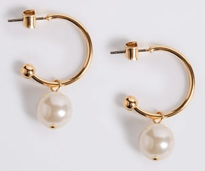 earrings and marks and spencer image