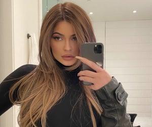 beauty, stylish, and hair image