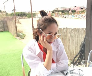 glasses, idol, and soojung image