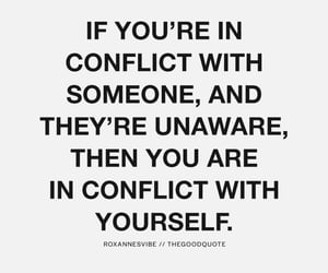 conflict, quote, and quotes image
