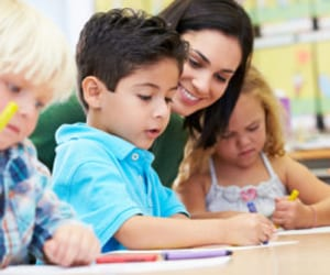 care, child education, and education image