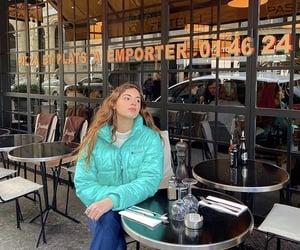 cafe, fashion, and style image