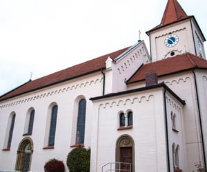 building, europe, and jesus image