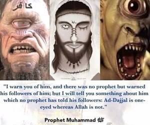 antichrist, illuminati, and hadith image