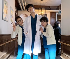 actor, korean, and yoon bora image