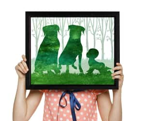 baby animals, etsy, and watercolor print image
