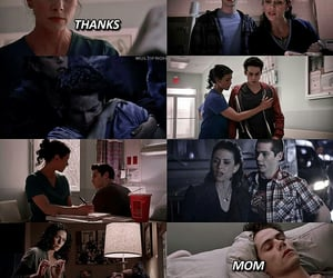 tw, dylan o'brien, and melissa mccall image
