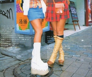 2000s, japan, and aesthetic image