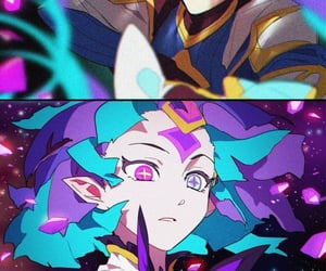 zoe, mage, and adc image
