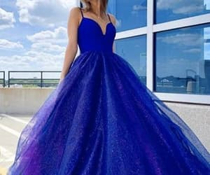 ball gown, dresses, and evening dress image