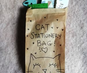 cat, kawaii, and etsy image