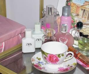Armani, perfume, and blossom image