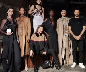 2020, backstage, and Burberry image