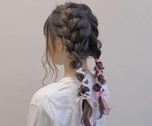 braids, chic, and elegant image