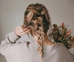 braids, hairstyle, and cajaroli image
