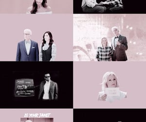 aesthetic, tv show, and the good place image