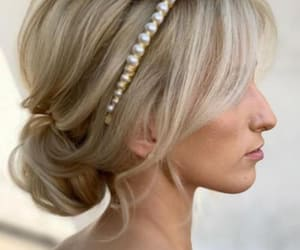 hair accessories, hair clips, and Headbands image