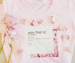 aesthetic, definition, and t-shirt image