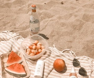 aesthetic, beach, and summer image
