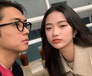 cute girl, ulzzanggirls, and asian girl image