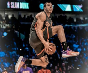 allstar, NBA, and Basketball image