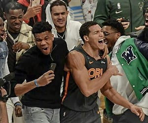 allstar, NBA, and champion image