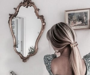 aesthetic, hairstyle, and highlights image