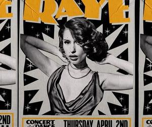 2000s, concert, and raye image