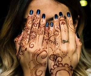 awesome, dp, and mehndi image