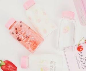 bottles, juice, and kawaii image