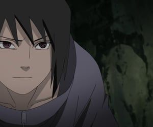 anime, sasuke uchiha, and anime boy image