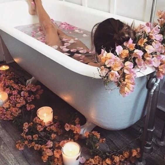 article, bubble bath, and girls image