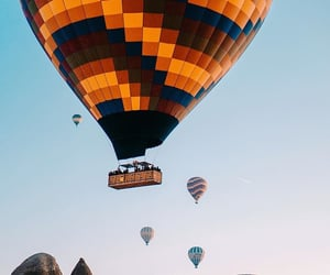 cappadocia, colorful, and country image