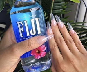 nails, aesthetic, and theme image