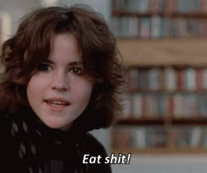 1985, movies, and The Breakfast Club image