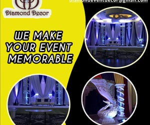 wedding decor, event decor, and event planner image
