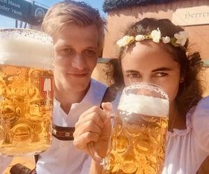 beer, germany, and wanderlust image