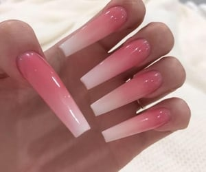 baby pink, beauty, and gloss image